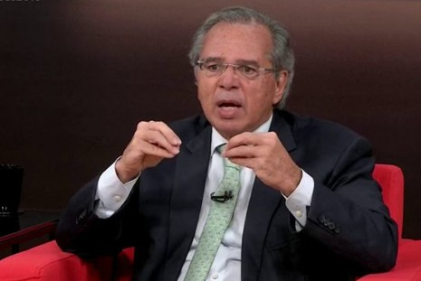 Paulo Guedes quer diminuir carga tribut�ria para 25%