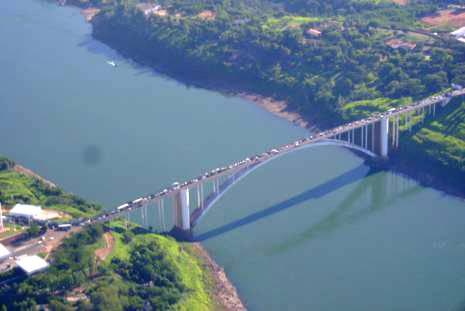 Apenas 4% das fronteiras do Brasil são monitoradas