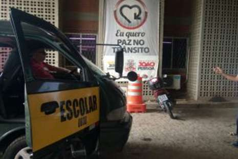 Semob-JP inicia vistoria de transportes escolares para garantir segurança de 6 mil estudantes