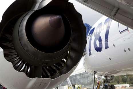 Você sabe como funciona um motor de avião a jato ?