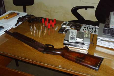 Acusa��o por porte ilegal s� vale se arma funcionar