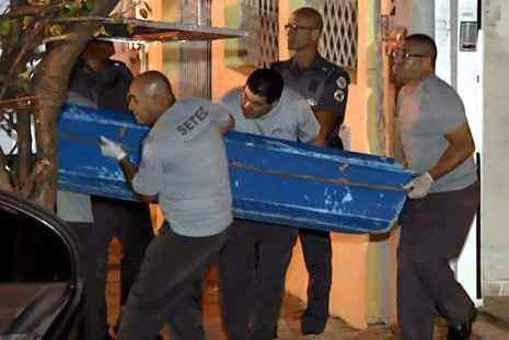 Doze pessoas são mortas durante festa de réveillon