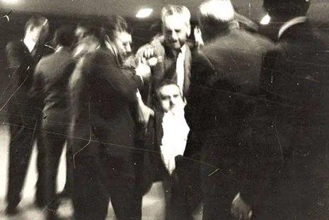 H� 55 anos, pai de Fernando Collor matou um senador dentro do Congresso