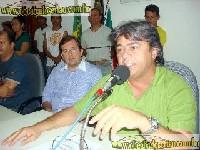 Aldeone Abrantes apresenta Sousa Esporte Clube 2009