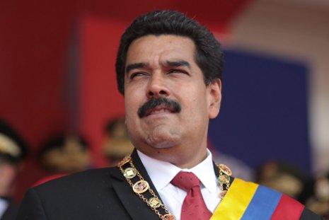 EUA oferecem recompensa de 15 milhões de dólares pela prisão de Maduro